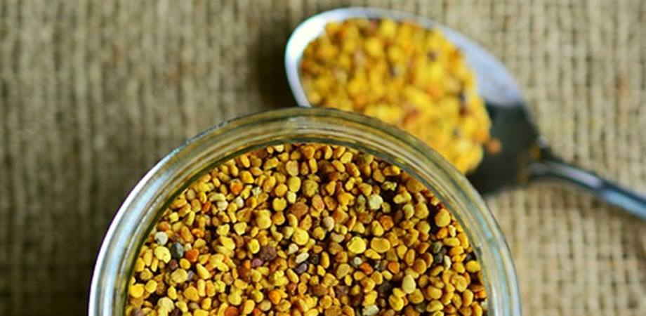 apiterapia polen