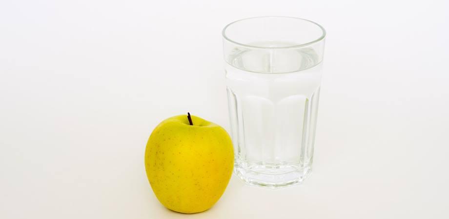 consumul de apa pentru oganism