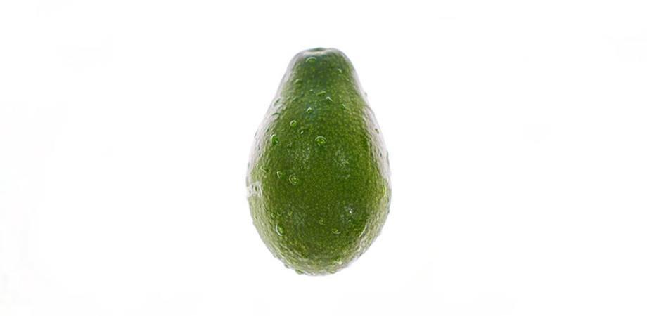 forma corpului avocado