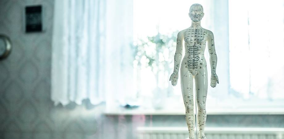punctele de acupunctura