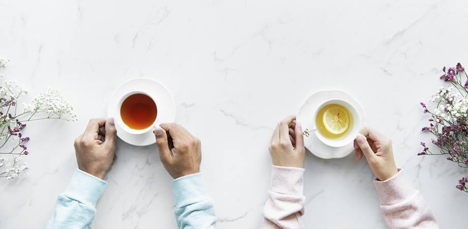 ritualul ceaiului