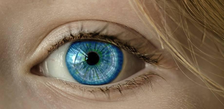 terapia vederii ochiul