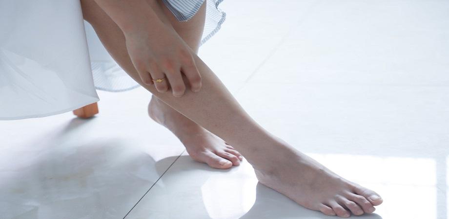 Picioare umflate, boli habituale