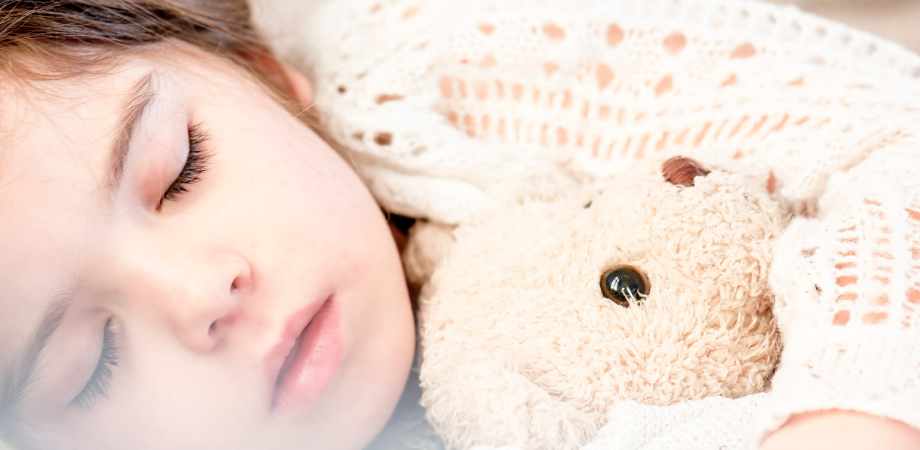 febra la copii odihna