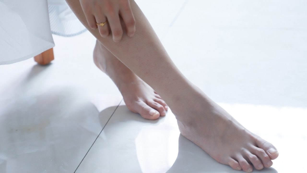 senzație de durere a picioarelor slabe