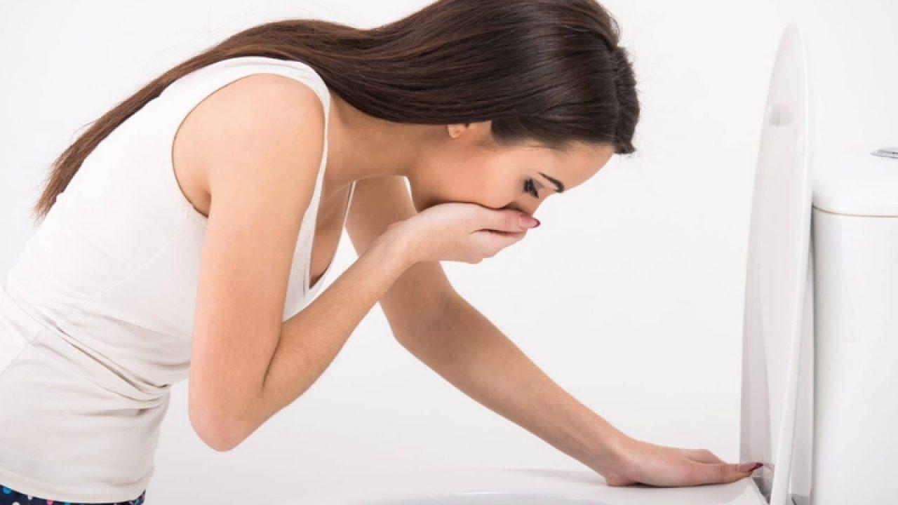 vărsături severe și pierderea în greutate