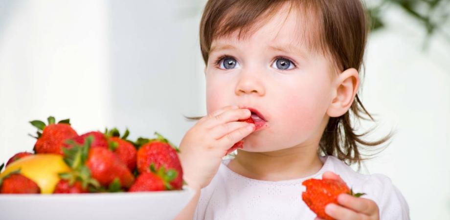 alergia la capsuni copii
