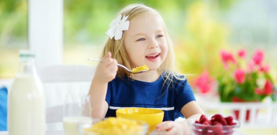 mic dejun sanatos pentru copii