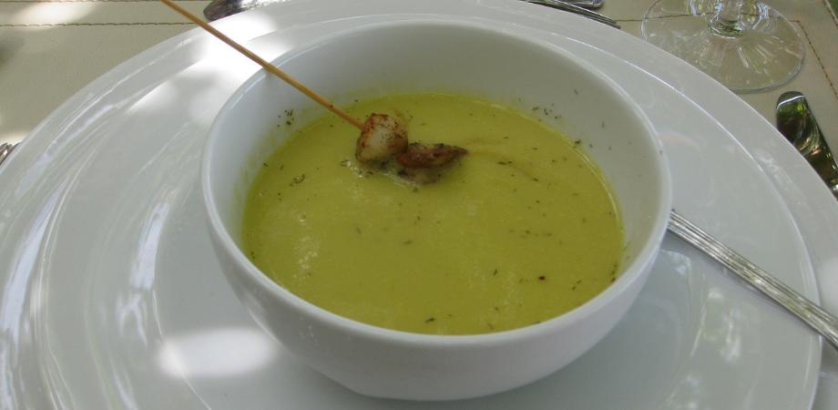 supa cu leurda