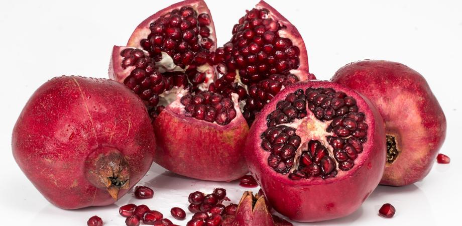 consumul fructului de rodie