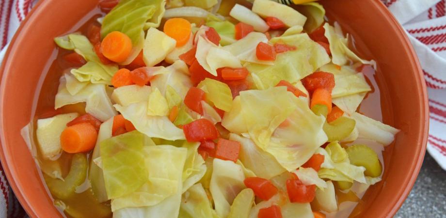 dieta cu supa de varza principii