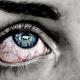 ochi rosii