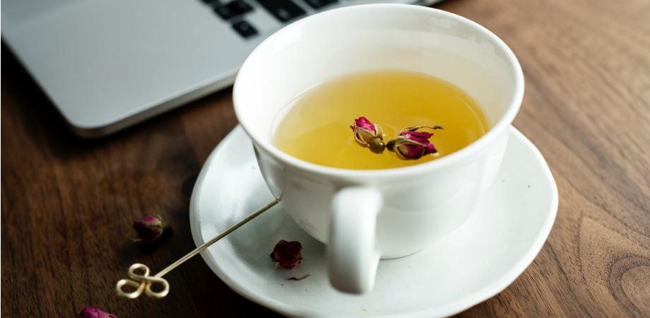 ceaiul alb