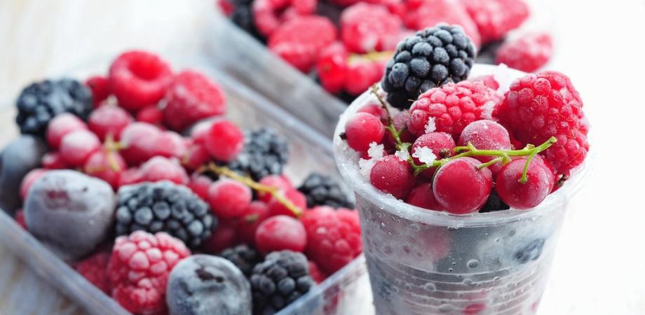 congelarea fructelor si legumelor avantaje
