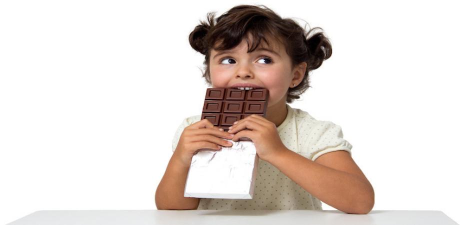 pofta de dulce la copii