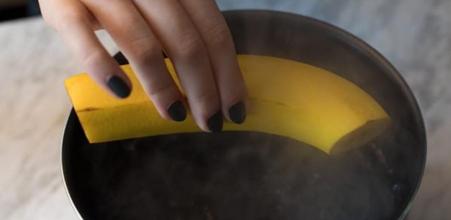ceaiul de banane cum se prepara