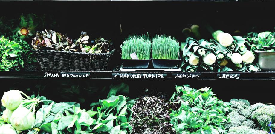 tipuri de legume verzi