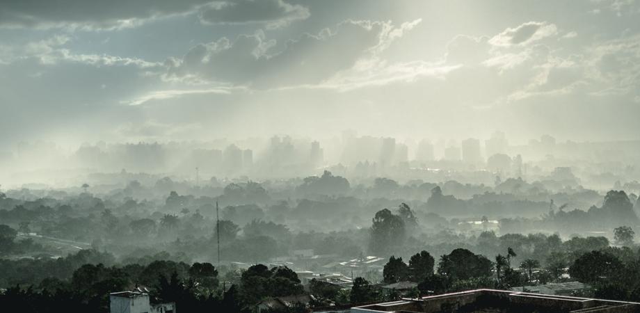 poluarea aerului si sanatatea