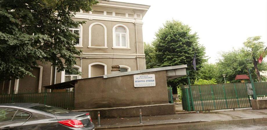 Spitalul-de-Pneumoftiziologie-Sfantul-Stefan-Bucuresti
