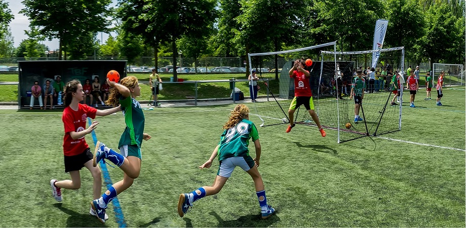 Handbalul pentru copii