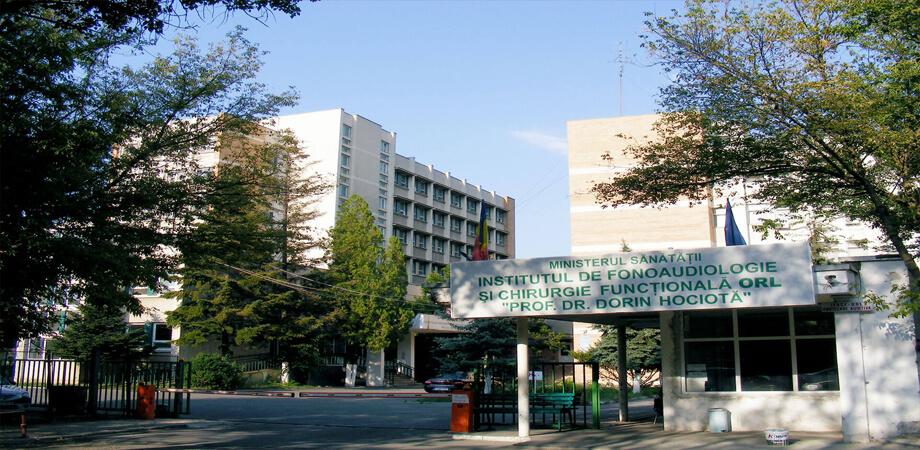 Institutul de Fonoaudiologie şi Chirurgie Funcţională ORL Prof. Dr. Dorin Hociota