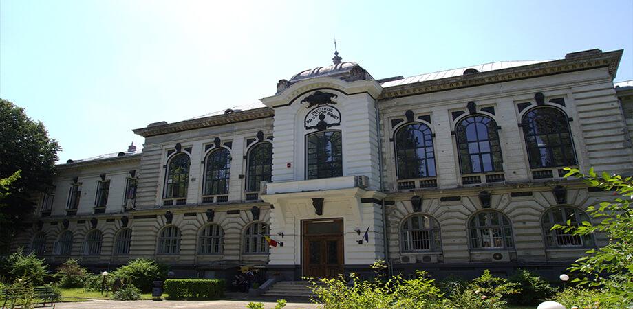 Institutul National de Cercetare-Dezvoltare Victor Babes Bucuresti