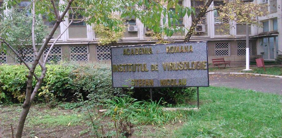 Institutul de Virusologie Stefan S. Nicolau