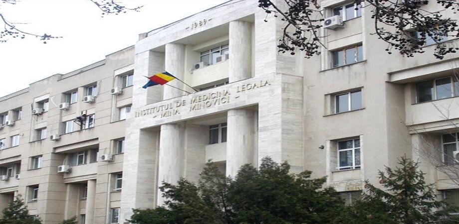 Institutul de medicina legala Mina Minovici Bucuresti