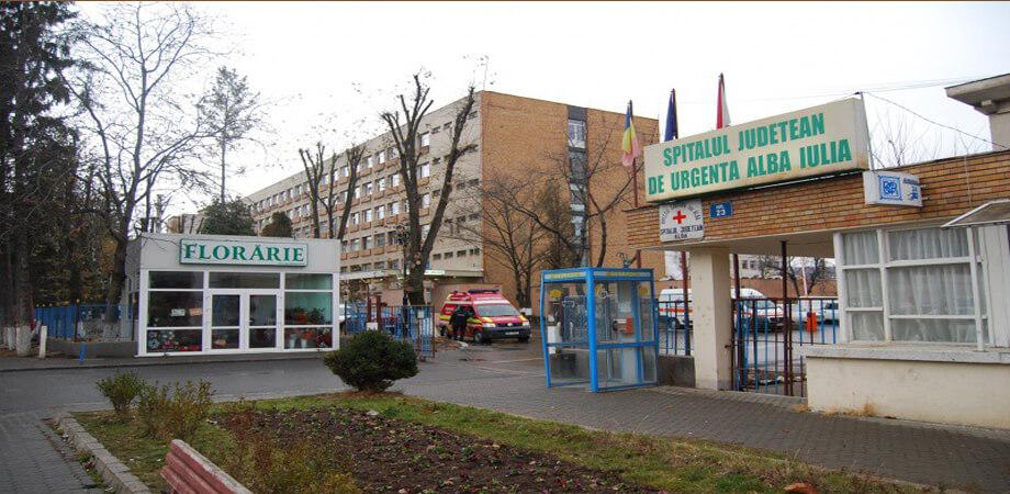 Spitalul Judetean de Urgenta Alba Iulia