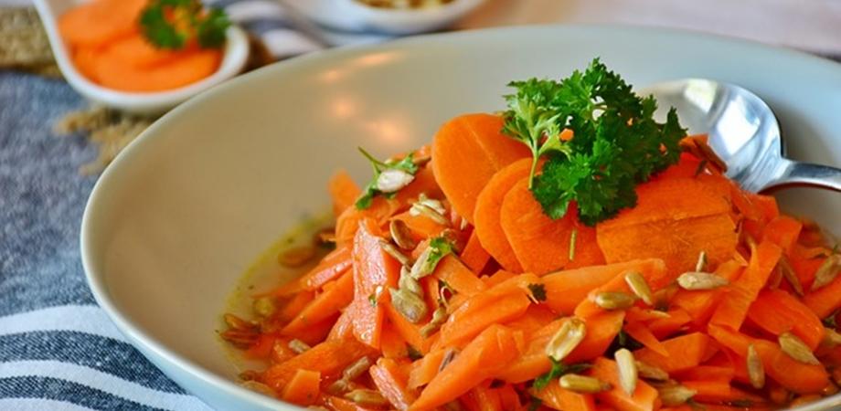 morcovii si vederea