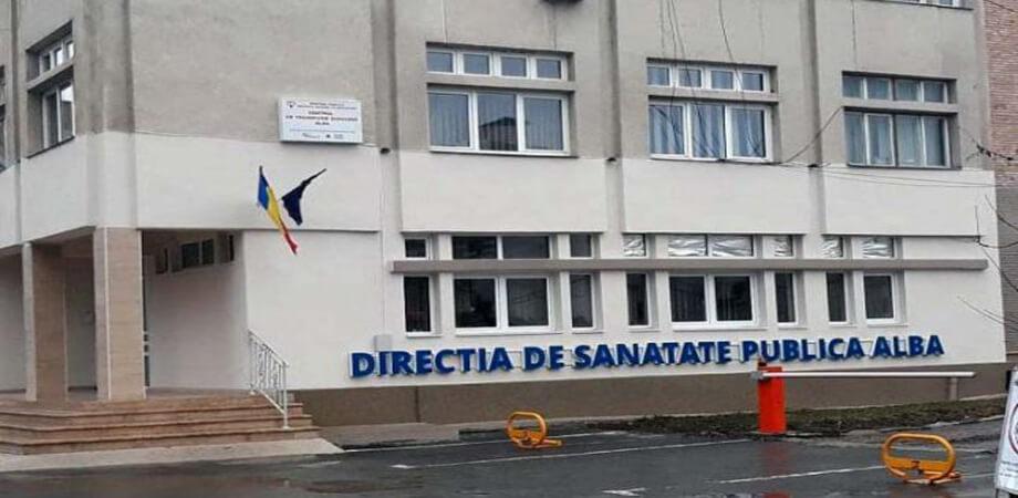 Directia de sanatate publica Alba Iulia