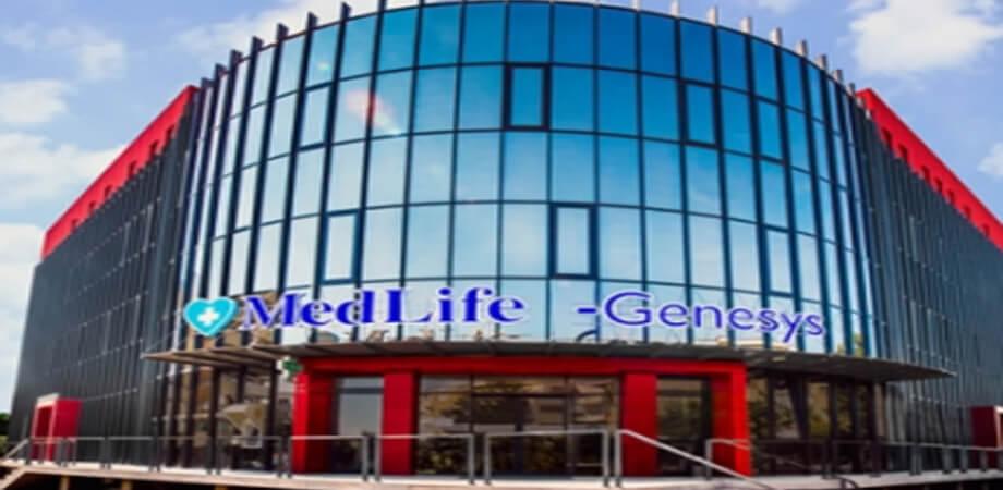 Hyperclinica MedLife-Genesys Arad