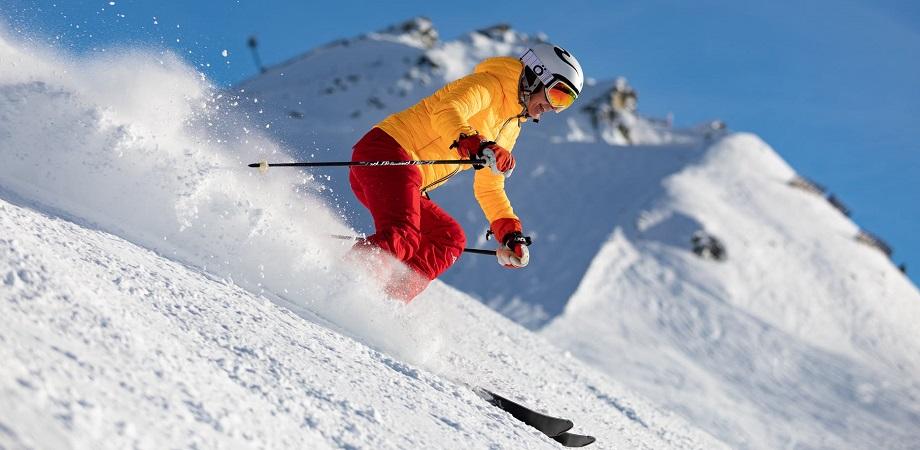 Riscuri ale practicarii schiului