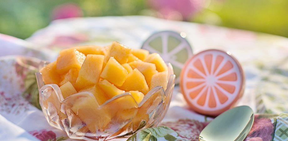 consumul de pepene galben