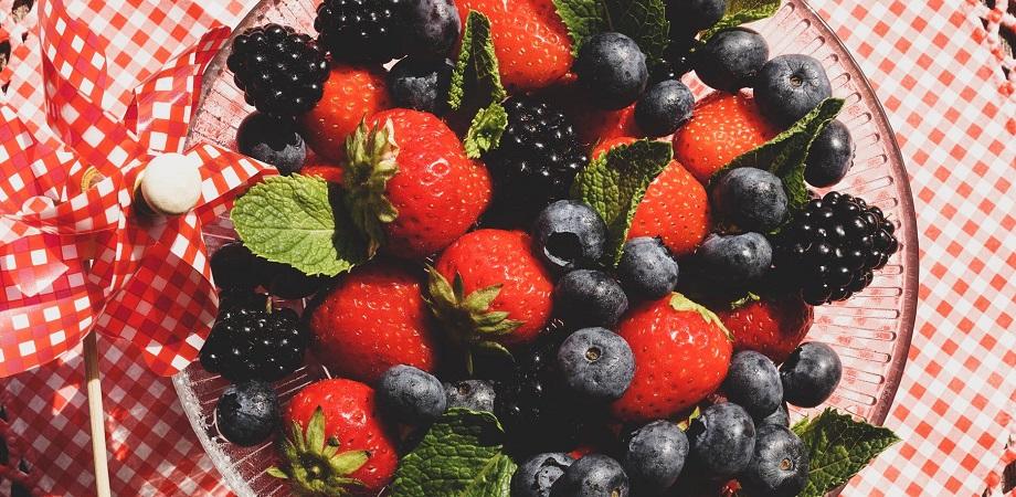 Idei de retete cu fructe permise in diabet