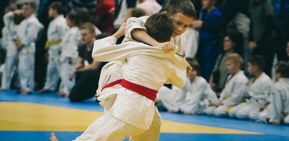Judo la copii