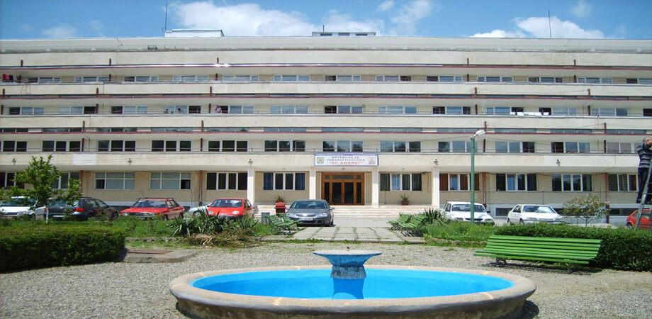 Spitalul de Pneumoftiziologie Sf.Andrei Valea Iasului Arges