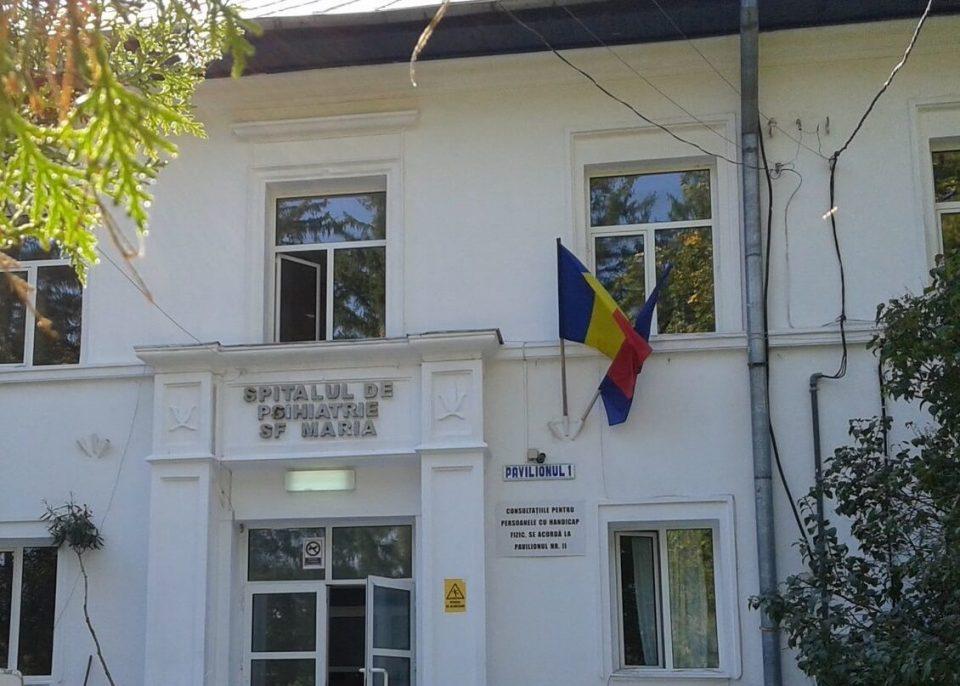 Spitalul-de-Psihiatrie-Sf.-Maria-Vedea Arges
