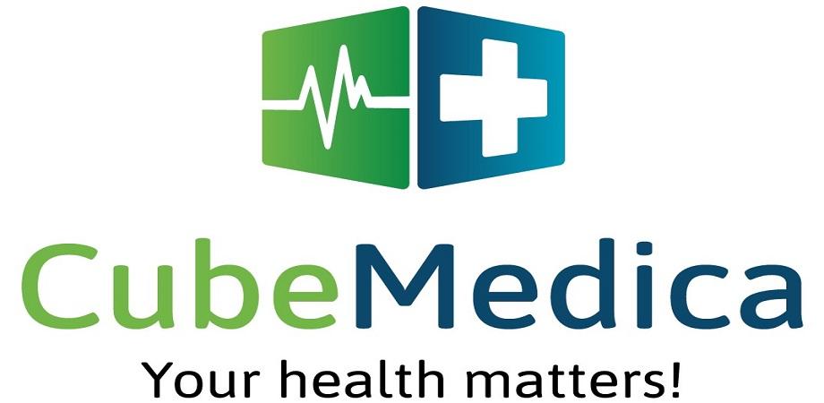 logo cube medica