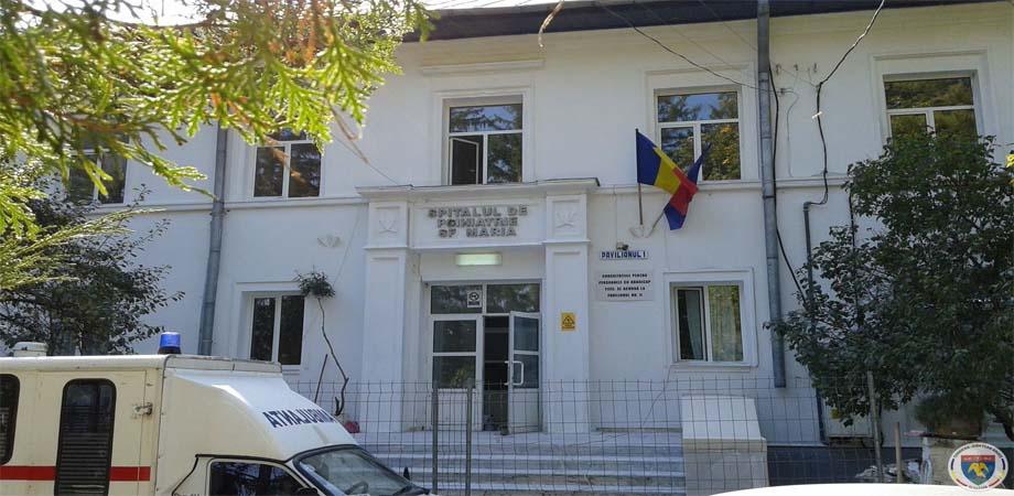 "Spitalul de Psihiatrie ""Sf. Maria"" Vedea Arges"