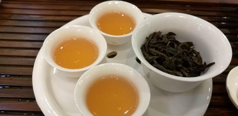 ce este ceaiul oolong