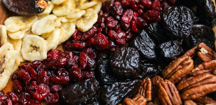 nutrientii din prunele uscate