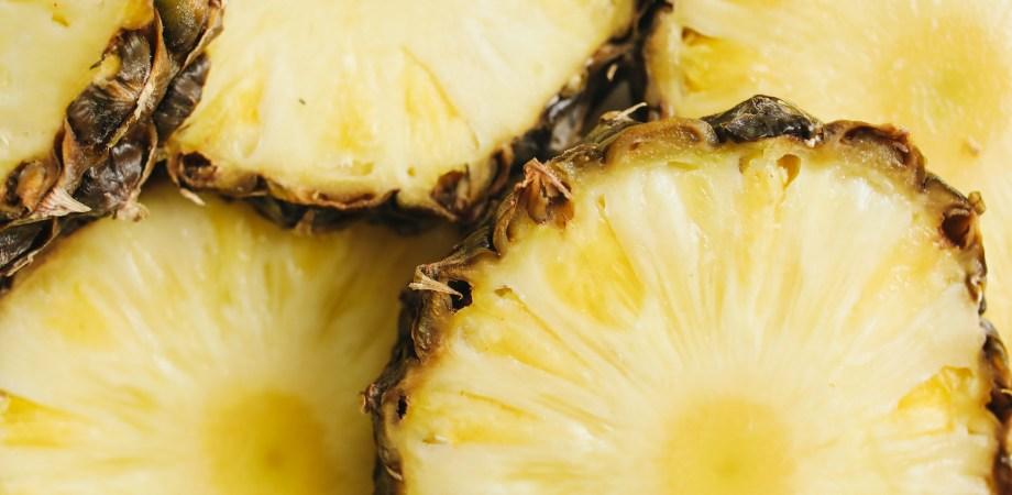 nutrientii din ananas
